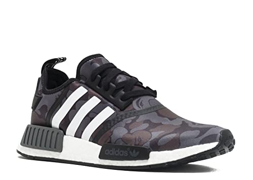 lowest price 1635a d6083 adidas NMD R1 BAPE  BAPE  - BA7325 - Size 13.5-UK Black Camo