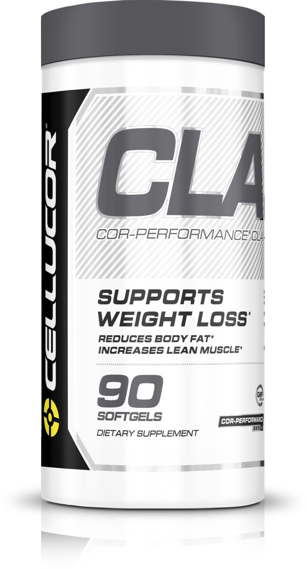 Cellucor CLA Weight Loss Supplement, Conjugated Linoleic Acid, COR-Performance Series, 90 Softgels