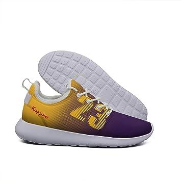 ab7564122285 Amazon.com  uter ewjrt Man s Basketball Player Custom Athletic Running Shoes  mesh Jogger Sneaker  Shoes