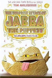 Surprise Attack Of Jabba The Puppett Origami Yoda 4
