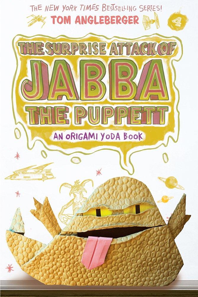 Surprise Attack of Jabba the Puppett (Origami Yoda #4) ebook