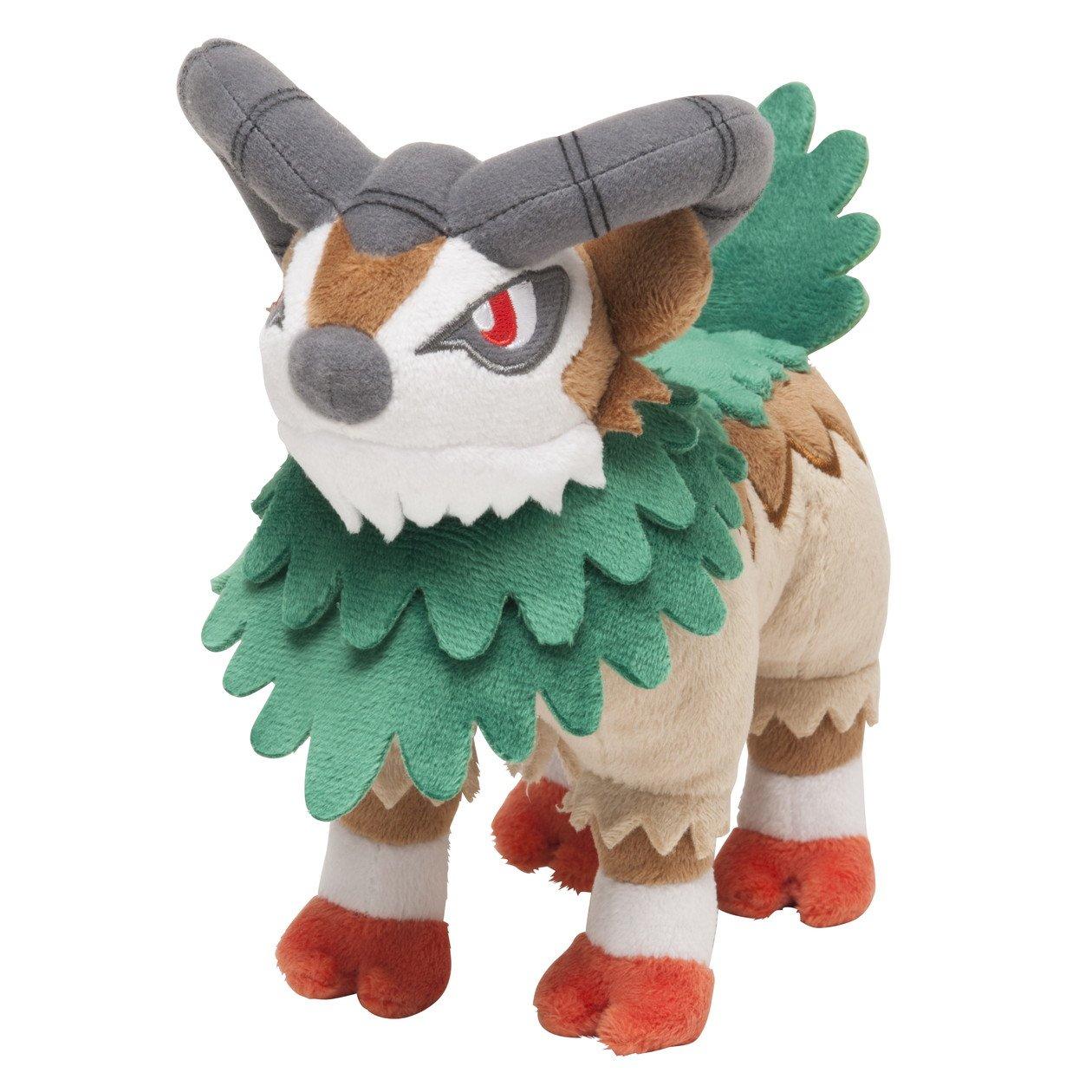Amazon.com: Pok?mon Center Original Products Stuffed toy Gogoat: Toys & Games