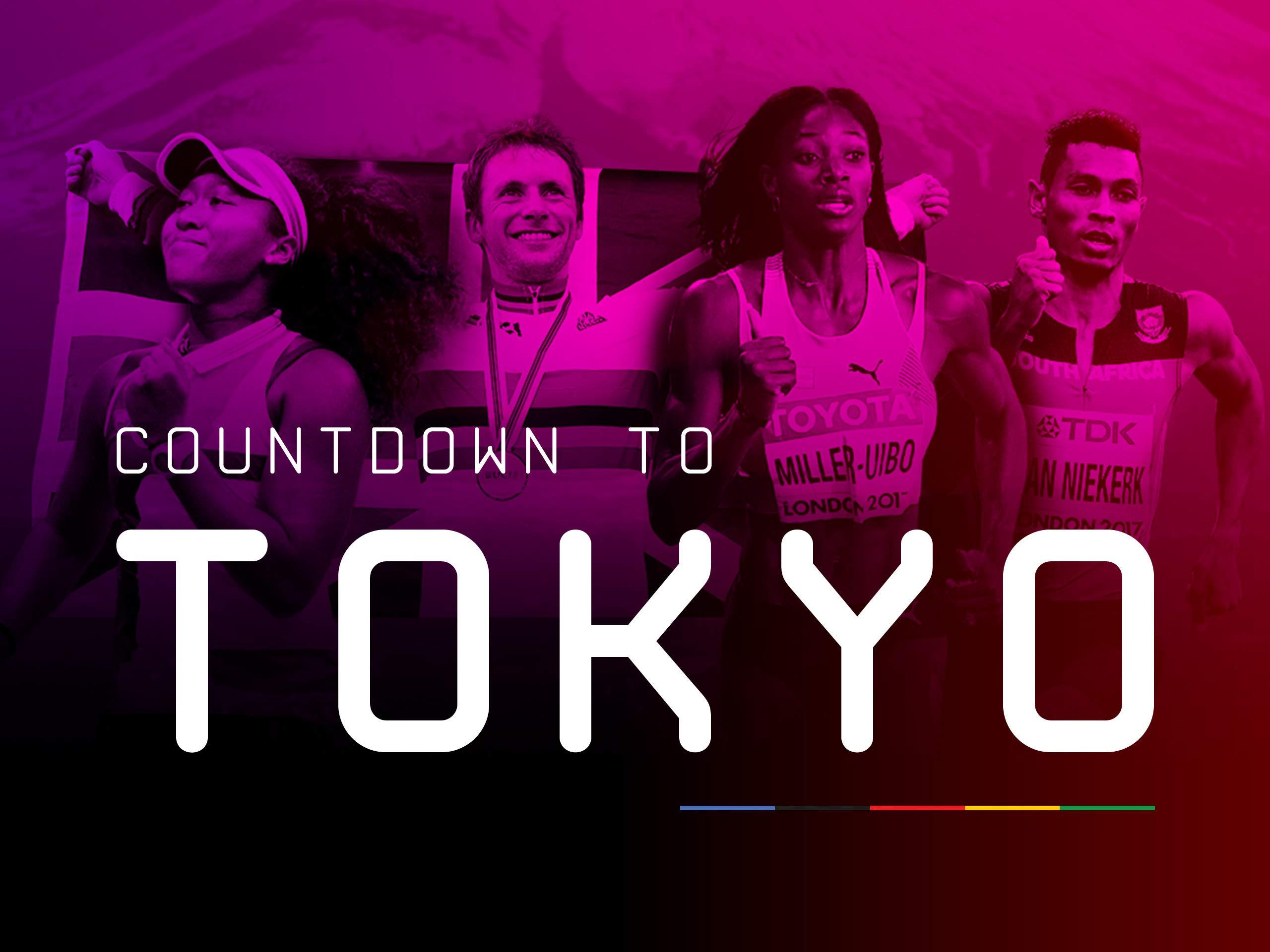 Countdown To Tokyo - Season 1