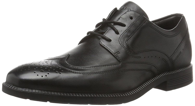 TALLA 46 EU. Rockport Dressports Modern Wingtip, Zapatos de Cordones Derby para Hombre