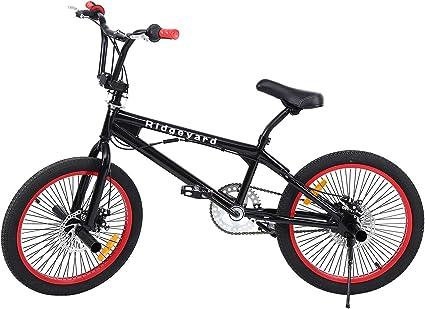 GUIZMAX V/élo BMX 16 Pouces Enfant Freestyle