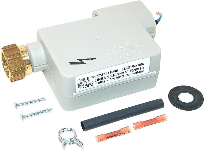 Bosch 00091058 Válvula electrónica accesorio y lavavajillas ...