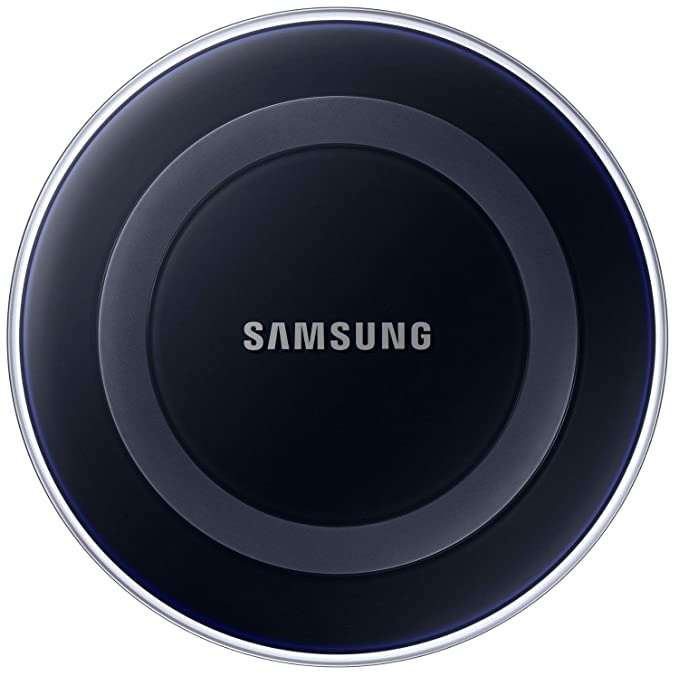 Samsung Wireless Charger Pad, International Version - No US Warranty (Black)