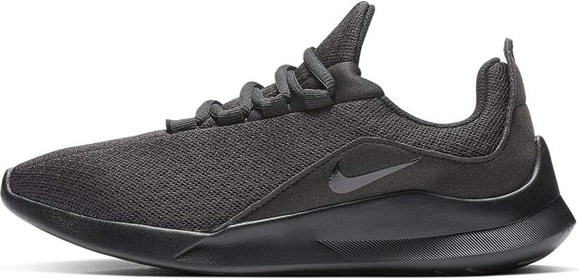 Nike Viale, Zapatillas de Running Unisex Adulto, Negro (Black/Black 002), 38 1/2 EU: Amazon.es: Zapatos y complementos