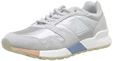f5afc1c2e3b8 Le Coq Sportif Women s Omega X W Sport Galet Blue Shadow Trainers