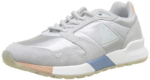 Le COQ Sportif Omega X W Sport Galet/Blue Shadow, Zapatillas para Mujer: Amazon.es: Zapatos y complementos