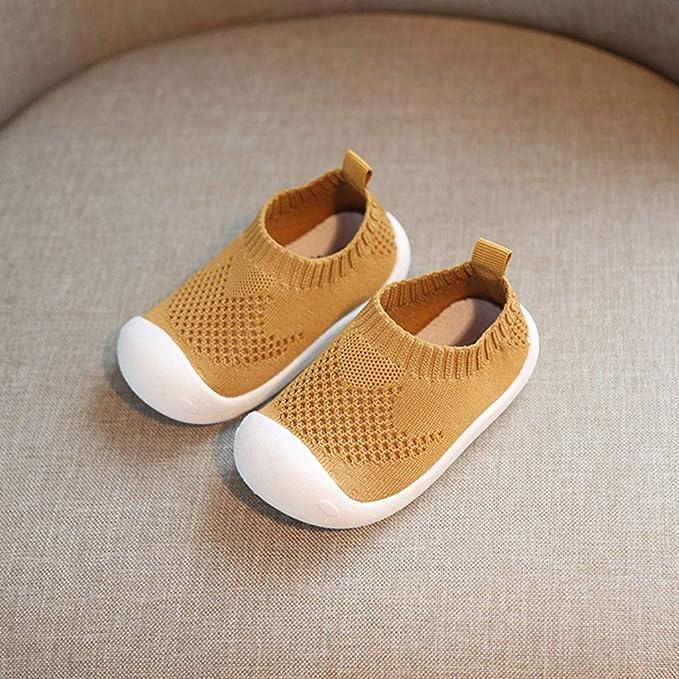 Amazon.com: Memela - Zapatillas de deporte para bebé (malla ...