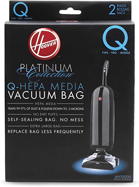 First4Spares Dust Bags Hoover Purepower PU2111 Vacuum Cleaners Pack of 5