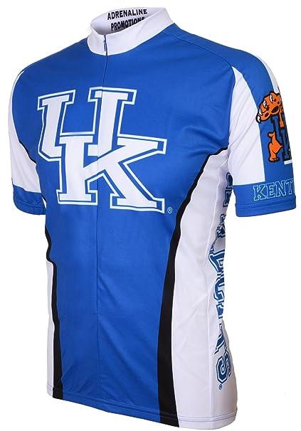 buy online d3fe1 51c86 NCAA Kentucky Wildcats Cycling Jersey