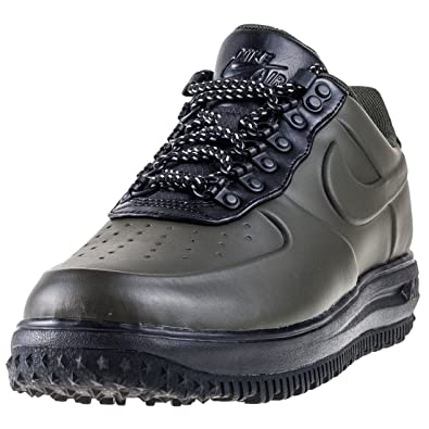 NIKE AA1125-300 Men Lunar Force 1 Duckboot Low Sequoia/Sequoia-Black