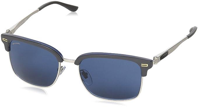 Bvlgari 0BV7026 535780 54, Gafas de sol Unisex-Adulto, Azul ...