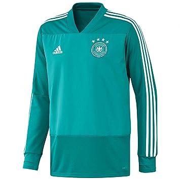 Adidas Selección Alemana de Fútbol Camiseta de Entrenamiento, Hombre: Amazon.es: Deportes y aire libre