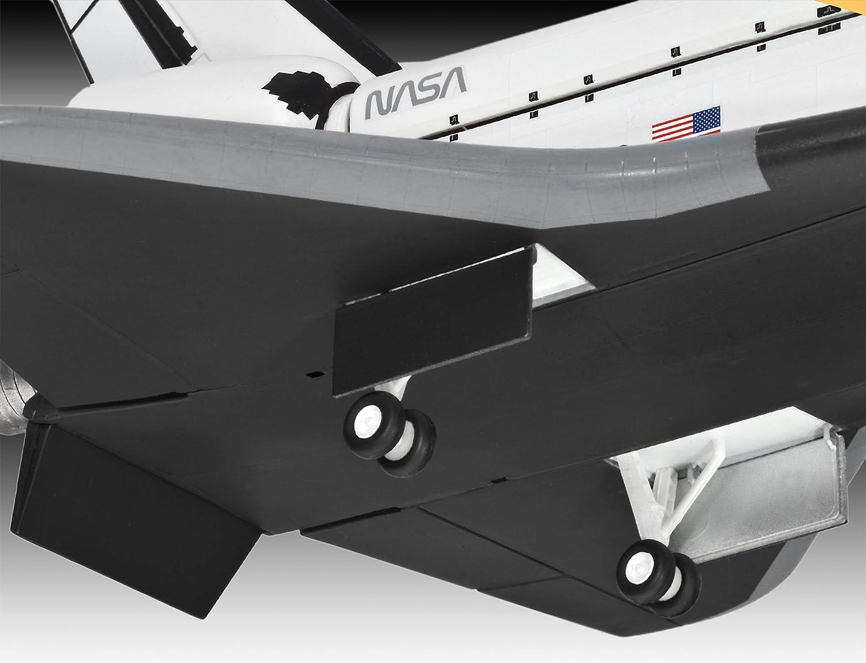 04544 Revell- Space Shuttle Atlantis NASA Kit de Modelo 4544 Escala 1:144