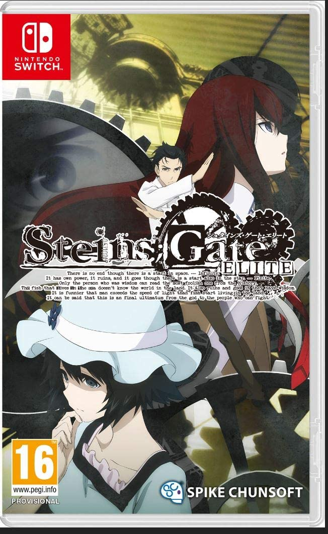 Steins: Gate Elite: Amazon.es: Videojuegos
