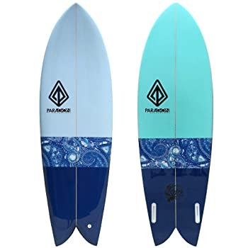 Paragon Retro Fish Surfboard