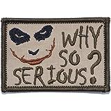 "Amazon.com: 4"" Joker Gang Goon Playing Card Patch - (4"