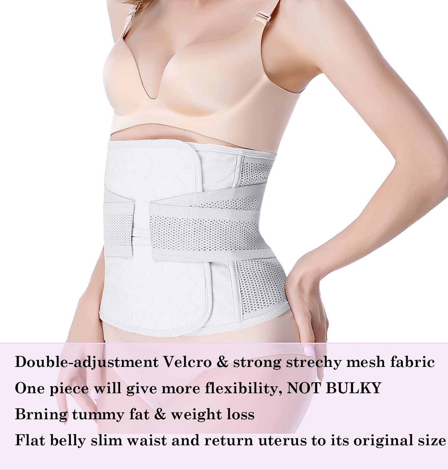 Post Partum Belly Band Postpartum Recovery Belt Girdle Belly Binder After Csection