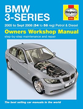 Haynes BMW 3-Series - Manual para BMW Serie 3, 318d, 320d,