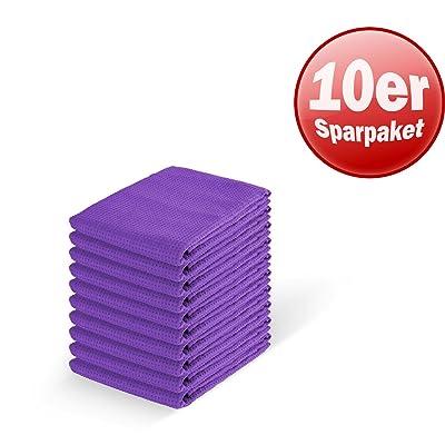 Yoga Serviette toalha–Paquet de 10