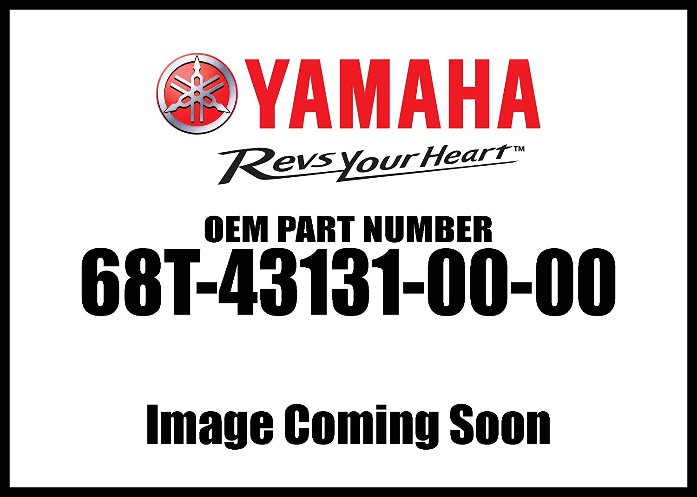 Clamp Bracket; 68T431310000 Made by Yamaha Yamaha 68T-43131-00-00 Bolt