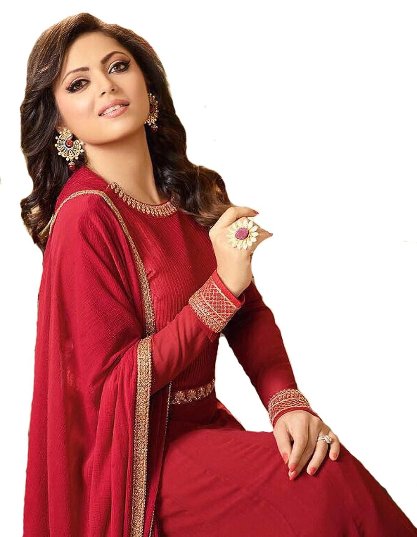 Delisa Indian Wear Anarkali Salwar Kameez Party Wear LT