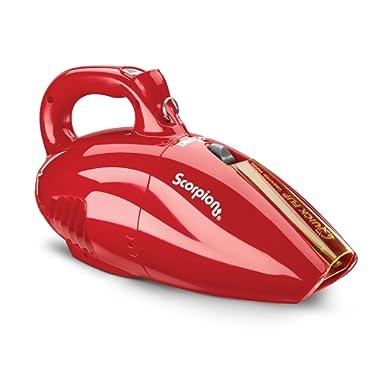 Dirt Devil Scorpion Quick Flip Corded Hand Vacuum, SD20005RED