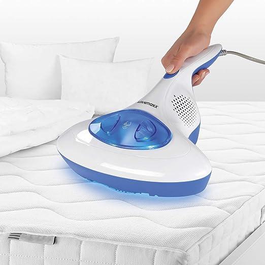 CLEANmaxx aspirador de mano de ácaros ideal para los alérgicos ...