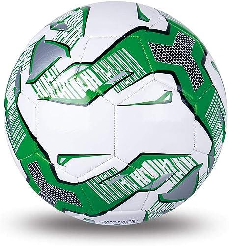 Heirao - Balón de fútbol para niños (Tacto Suave), Color Azul ...