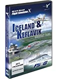 Iceland & Keflavik Scenery Pack (PC DVD)