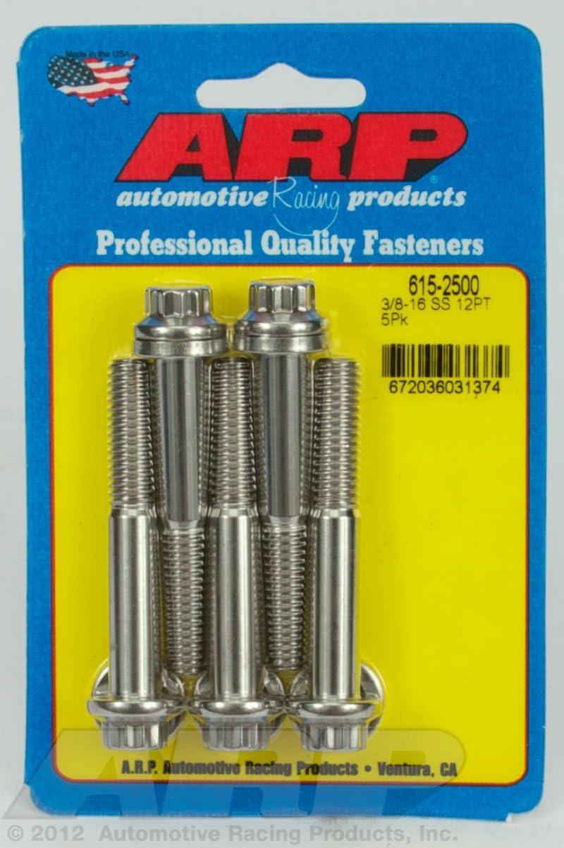 ARP Hex Bolt Stainless Steel 615-2500