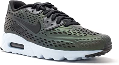 Nike Men's Air Max 90 Ultra Moire Qs Running Shoes: Amazon
