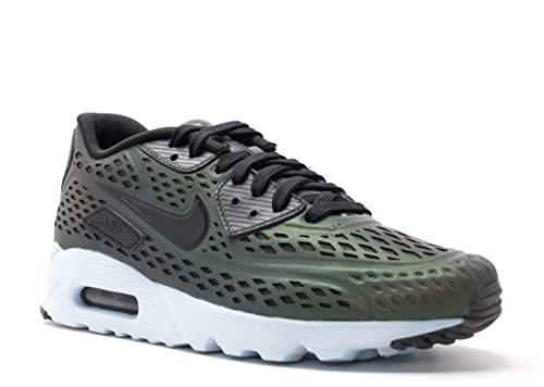 official photos 5a084 8ca13 NIKE Men s Air Max 90 Ultra Moire QS Running Shoes, Deep Pewter Black-