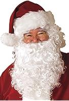 Rubie's Men's Value Santa Beard and Wig Set
