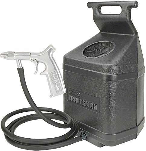 Craftsman 50 lb. Sandblaster Kit with 1 4 in. Ceramic Nozzle