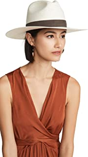 product image for Janessa Leone Women's Packable Marcell Short Brimmed Fedora