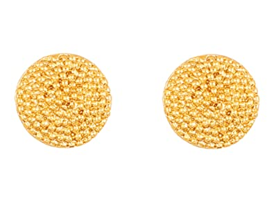 4687b87f8 Touchstone Indian Bollywood Majestic Shield Round Shape Bahubali Inspired  Designer Jewelry Earrings For Women In Gold Tone.: Amazon.co.uk: Jewellery