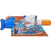 Hasbro Super Soaker E2907EU4 Super Soaker Hydra, Wasserpistole mit ca. 1,9 Liter Wassertank, Multicolor
