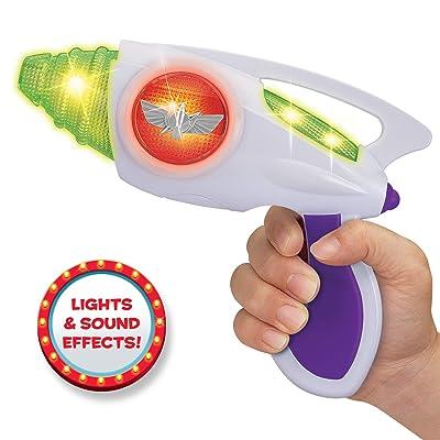 Toy Story Disney Pixar 4 Buzz Lightyear Infinity Blaster: Toys & Games