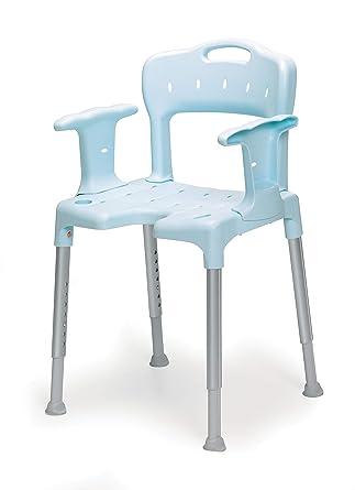 Swift - Bandeja de jabón para silla de ducha