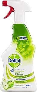 Dettol Healthy Clean Multi Purpose Spray, Crisp Apple Burst, 500mL