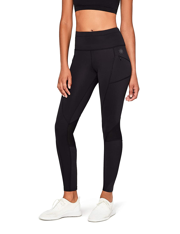 AURIQUE Women's Thermal Running Sports Leggings BAL1035