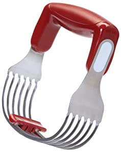 Prepworks by Progressive Blade Pastry Blender with Integrated Cleaning Tab