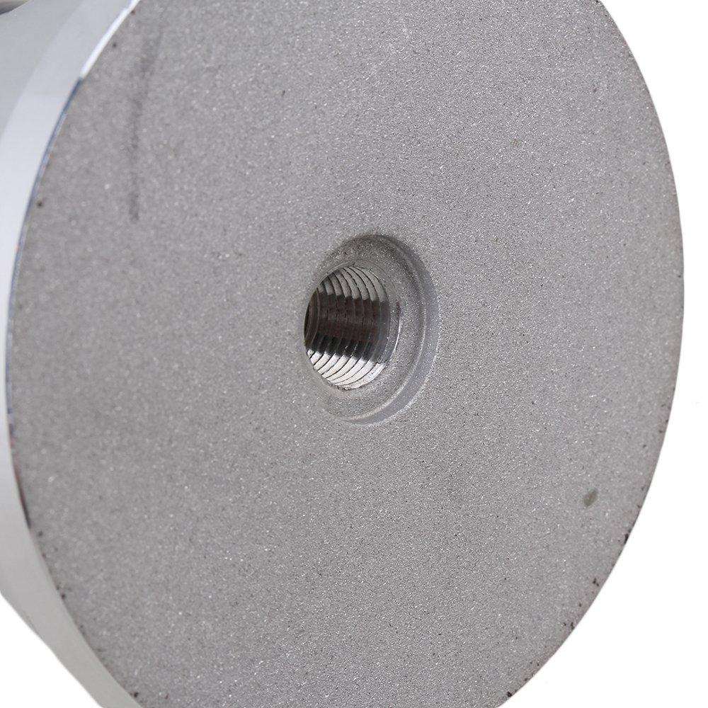 bqlzr aleación de aluminio 100 W 28 kHz - Limpiador por ultrasonidos piezoelektrische corriente silbrig: Amazon.es: Amazon.es