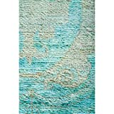 Solo Rugs M1877-63 Vibrance Hand Knotted Area Rug