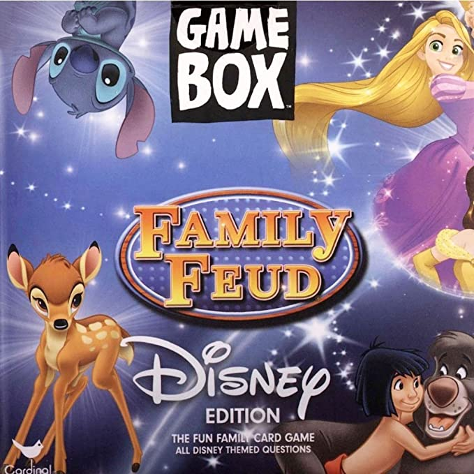 Amazon.com: Feud de la familia, DISNEY Edition: Toys & Games
