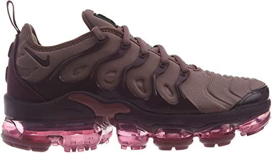 buy online 157c0 2ed04 Amazon.com | Nike Womens Air Vapormax Plus Smokey Mauve ...